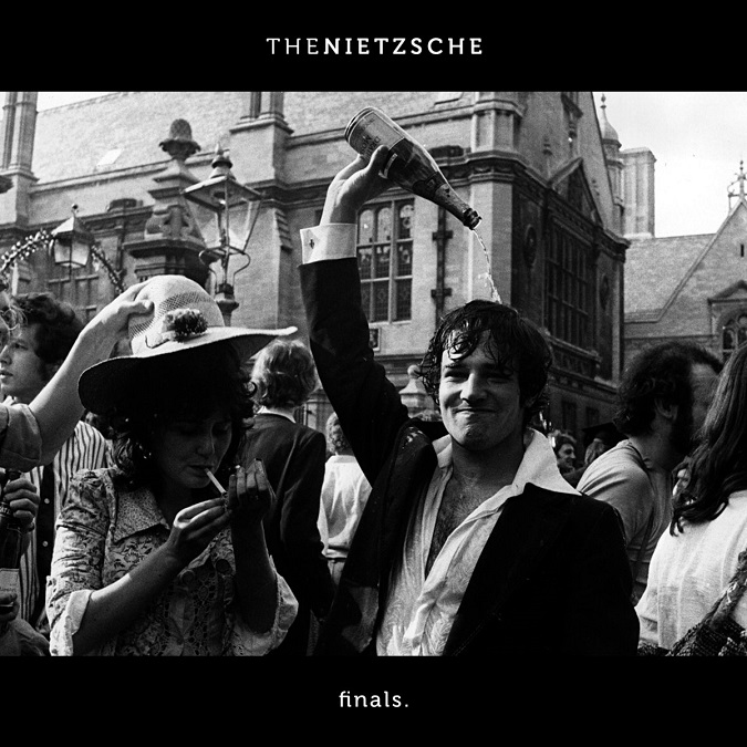 THE NIETZSCHE - 'Finals' EP Review & Stream [Audio/Video]